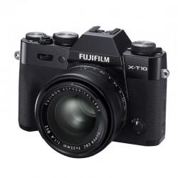 FUJIFILM X-T10 Noir + XF 35mm F1.4