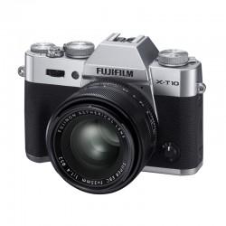 FUJIFILM X-T10 SILVER + XF 35mm F1.4