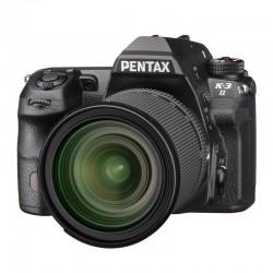 PENTAX K3 II NOIR + 16-85 f/3.5-5.6 ED DC WR GARANTI 3 ans