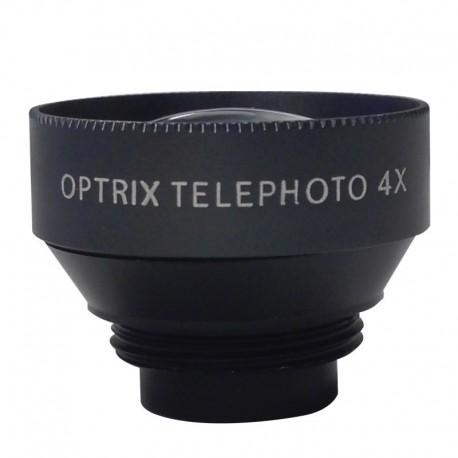 OPTRIX Teleobjectif X4 Iphone 5/5S - 9470502