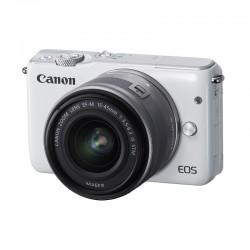 CANON EOS M10 + 15-45 Blanc