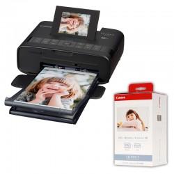 CANON Imprimante SELPHY CP1200 noire GARANTIE 2 ANS + KP108