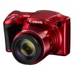 CANON Appareil Bridge PowerShot SX420 IS Rouge GARANTIE 2 ANS