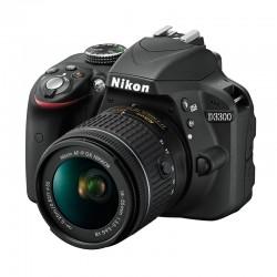 NIKON D3300 + 18-55 AF-P VR GARANTI 3 ans