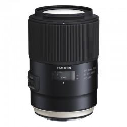 TAMRON Objectif SP 90 mm f/2.8 Di Macro 1/1 VC USD Nikon GARANTI 2 ans