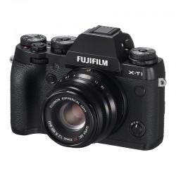 FUJIFILM X-T1 Black + XF 35mm F2 WR