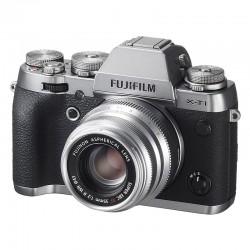 FUJIFILM X-T1 GRAPHITE SILVER + XF 35mm F2 WR