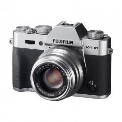 FUJIFILM X-T10 SILVER + XF 35mm f/2 WR