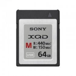 SONY Carte XQD 64 Go R440 W150 - QDM64