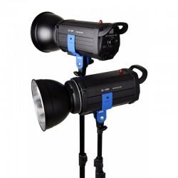 VIDEOFLEX Kit éclairage LED 100W ( EL-1000kit)