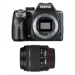 PENTAX K70 Noir + 18-55 D-AL WR GARANTI 3 ans