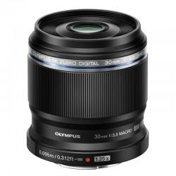 OLYMPUS Objectif M.Zuiko ED 30mm f/3.5 Macro GARANTI 2 ans