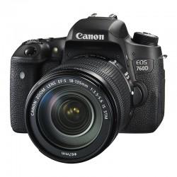CANON EOS 760D + 18-135 IS STM GARANTI 3 ans