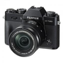 FUJIFILM X-T20 Noir + 16-50 Garanti 2 ans