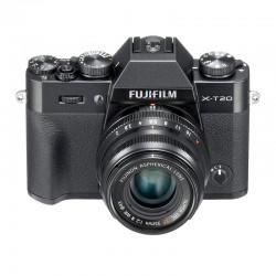 FUJIFILM X-T20 Noir + XF 35mm f/2 WR Garanti 2 ans