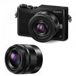 PANASONIC LUMIX GX800 Noir + 12-32 + 35-100 GARANTI 3 ans