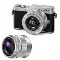 PANASONIC LUMIX GX800 Silver + 12-32 + 35-100 GARANTI 3 ans