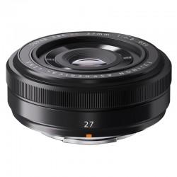 FUJIFILM Objectif XF 27mm F2.8 Pancake Noir