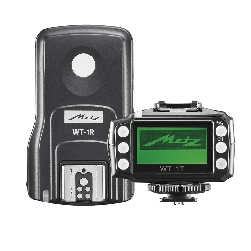 Metz D Clencheur Sans Fil Wt 1 Pour Nikon Accessoires