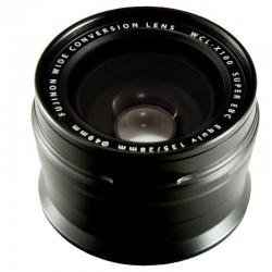FUJIFILM WCL-X100 complément optique 28 mm NOIR pour série X100