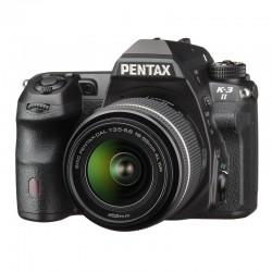 PENTAX K3 II NOIR + DAL 18-55 WR GARANTI 3 ans