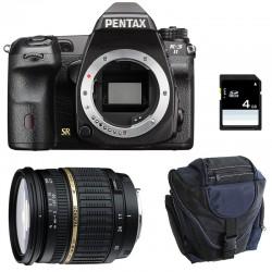 PENTAX K3 II NOIR + TAMRON 17-50 F/2.8 XR + Sac + SD 4Go GARANTI 3 ans
