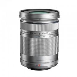 OLYMPUS Objectif M.ZUIKO ED 40-150mm f/4-5.6 R Silver GARANTI 2 ans