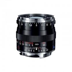 ZEISS Objectif Plannar T* 50 mm f/2 ZM Noir monture LEICA
