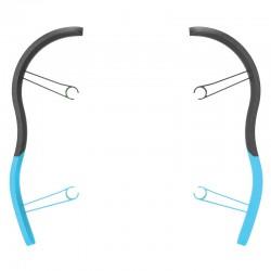 PARROT Carène externe pour Drône Bebop Bleu - PF070103AA