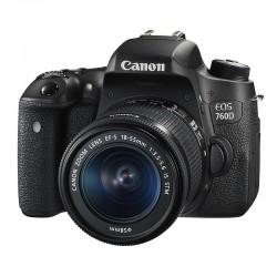 CANON EOS 760D + 18-55 IS STM GARANTI 3 ans