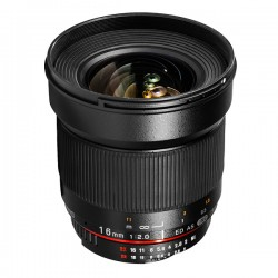 SAMYANG 16 mm f/2 ED AS UMC CS AE Nikon GARANTI 2 ANS
