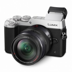PANASONIC LUMIX GX8 Silver + 12-35 mm f/2.8 Garanti 3 ans