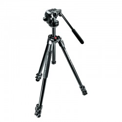 MANFROTTO MK290XTA3-2W - Trépied kit 290 Expert + rotule 128RC