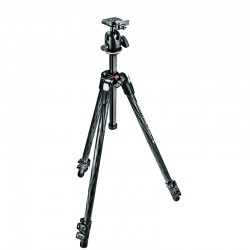MANFROTTO MK290XTC3-BH - Trépied Kit 290 Expert + rotule 496RC2