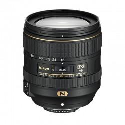 NIKON Objectif AF-S DX 16-80mm f/2.8-4E ED VR Garanti 2 ans