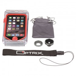 OPTRIX KIT iPhone 6 - 2 Objectifs - 9476702