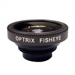 OPTRIX Objectif Fisheye Iphone 5/5S - 9470102
