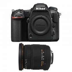 NIKON D500 + SIGMA 17-50 DC OS EX HS Garanti 3 ans