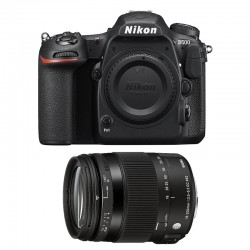 NIKON D500 + SIGMA 18-200 Macro OS HSM Contemporary GARANTI 3 ans
