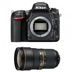 NIKON D750 + 24-70 VR Garanti 3 ans