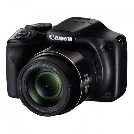 CANON Appareil Bridge PowerShot SX540 HS Noir Garanti 2 ANS