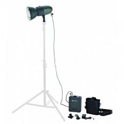 STARBLITZ Torche avec générateur Grillo 400W