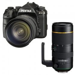 PENTAX K-1 + 24-70 f/2.8 + 70-200 f/2.8
