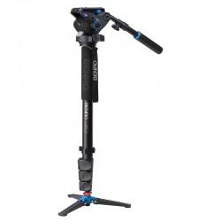 BENRO Monopode Video Alu Kit S Series Flip lock A48FDS6