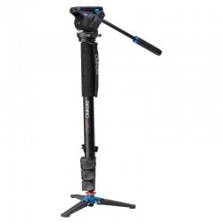 BENRO Monopode Video Alu Kit S Series Flip lock A48FDS4