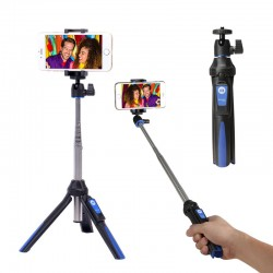 BENRO Accessoire BK10 Mini Trépied de Table / Perche selfie avec Télécommande