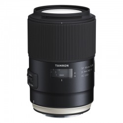 TAMRON Objectif SP 90mm f/2.8 Di Macro 1/1 VC USD compatible avec Nikon Garanti 2 ans