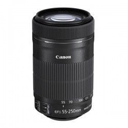 CANON Objectif EF-S 55-250 mm f/4-5.6 IS STM