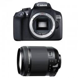 CANON EOS 1300D + TAMRON 18-200 VC GARANTI 3 ans