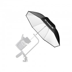 KAISER Parapluie 84 cm Blanc